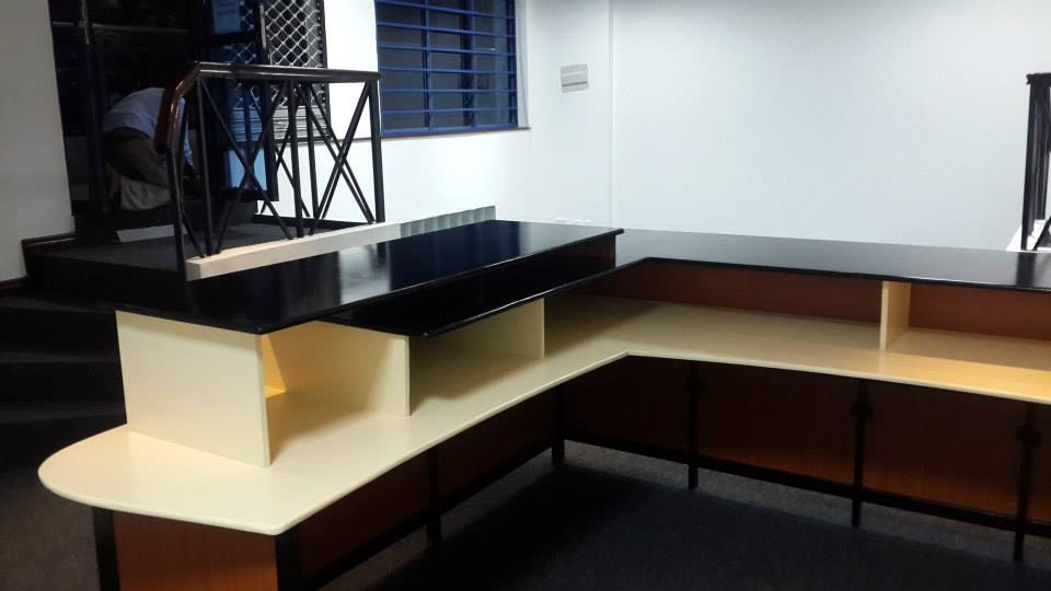 Aldwych turkana ltd office partitions